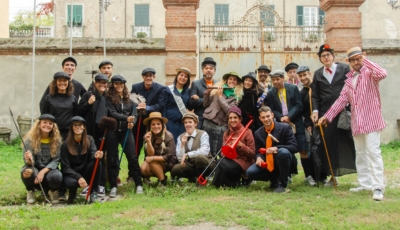 Apertura Scout Mary Poppins