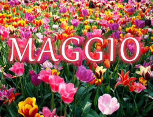Appuntamenti di Maggio!