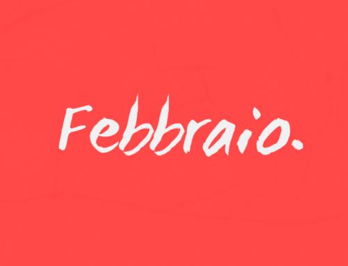 Date e impegni di Febbraio!