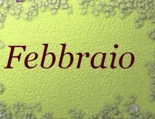 Appuntamenti mese di Febbraio!